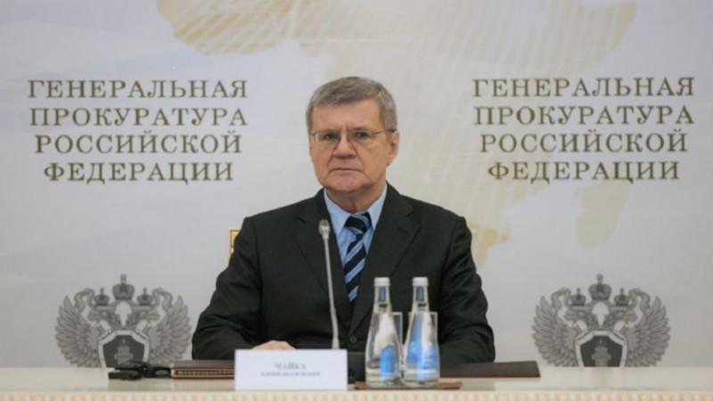 Генпрокурор России отчитался в Госдуме о мусорной реформе. дом, жкх, мусор, реформа, Чайка