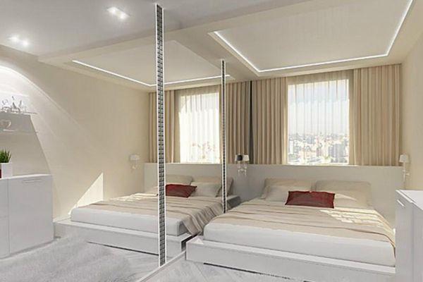 Способы сделать комнату визуально больше (часть 1). 17270.jpeg
