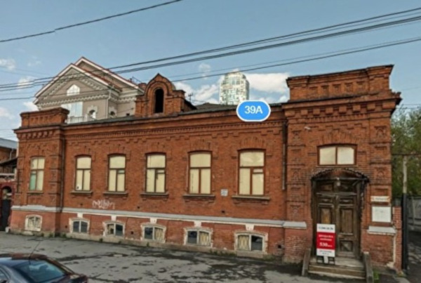 Вцентре Екатеринбурга реконструируют ипродадут особняк мещанина Погудина XIX века. 15278.jpeg