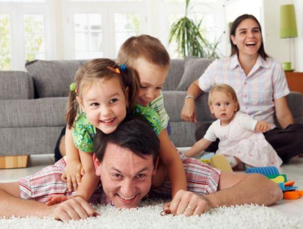 Льготной ипотекой охватят 600 тысяч семей с детьми. 15284.jpeg