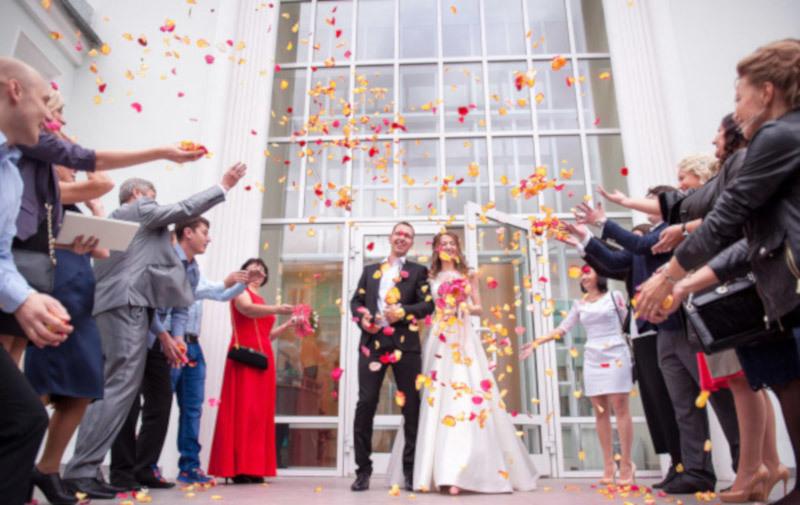 Более 10 тысяч пар поженились во Дворце бракосочетания на ВДНХ за 5 лет. 15289.jpeg