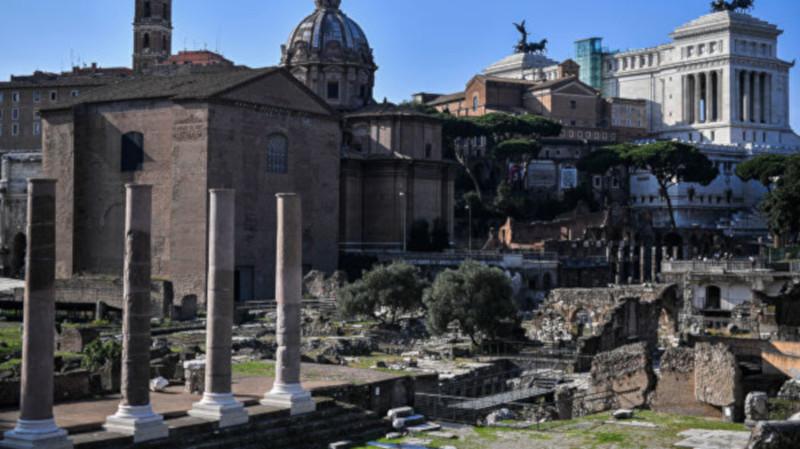 В Риме место убийства Юлия Цезаря откроется для посетителей в 2021 году. 15291.jpeg