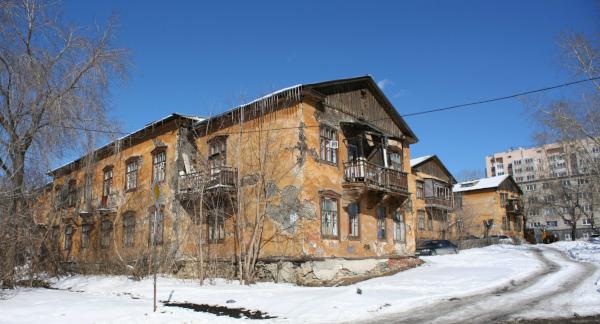 Минстрой утвердил понятия ветхого и аварийного жилья. 14294.jpeg