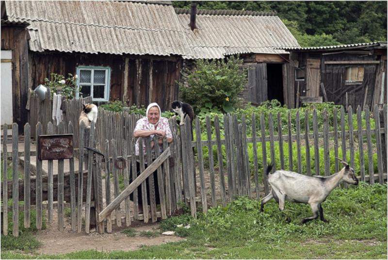 Только треть сельских жителей имеют доступ ко всем коммунальным услугам - Эксперт -  специально для
