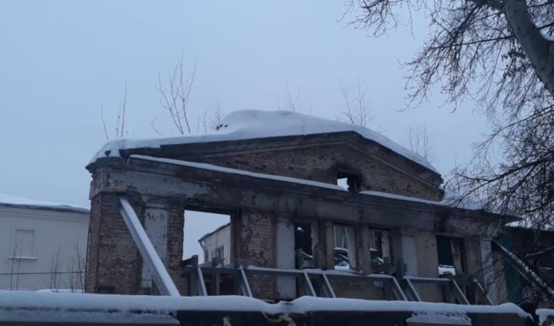 Здание флигеля старинной усадьбы в Замоскворечье выставили на торги для создания гостиницы. 15300.jpeg