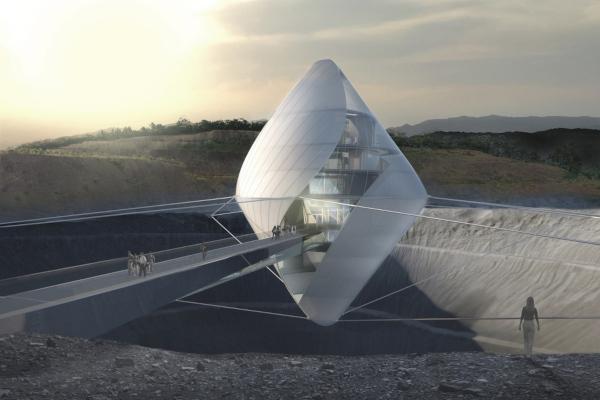 В Нью-Йорке разработали дизайн космической лаборатории. 14310.jpeg