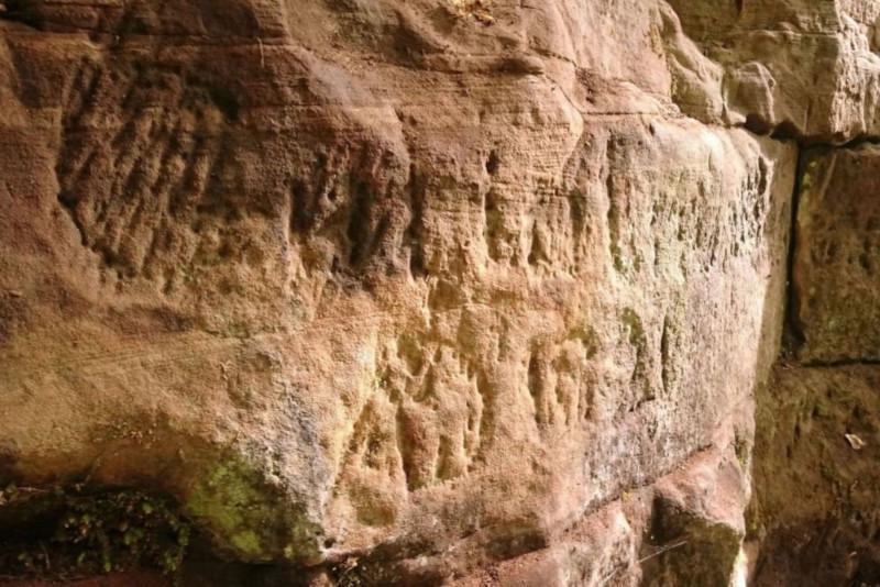 Археологи расшифровали 1800-летние граффити римских солдат. 15312.jpeg