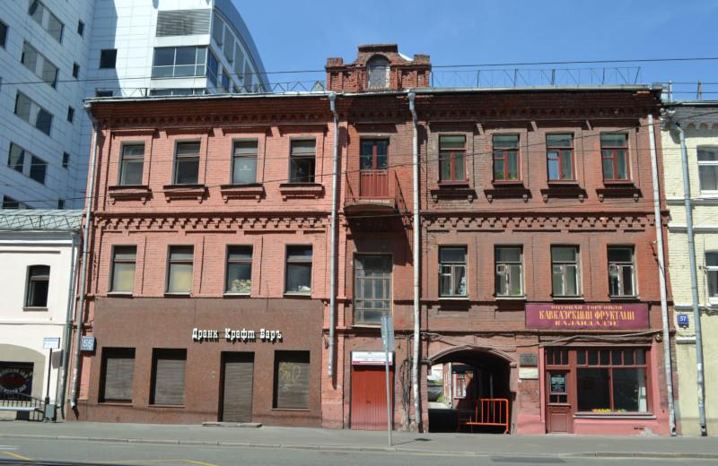 В Москве отреставрировали здание нелегальной типографии РСДРП. 15317.jpeg