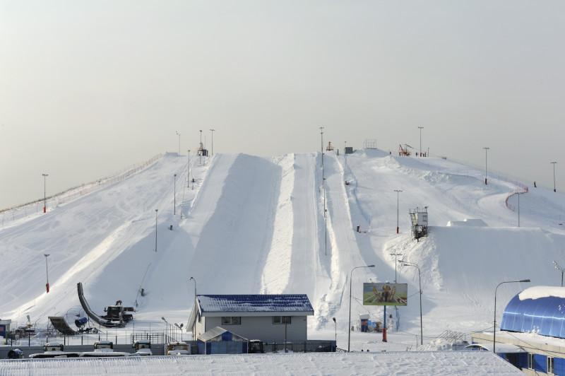 Землю со стройки метро до Троицка пустят на создание горнолыжных склонов. 15319.jpeg