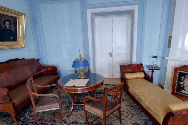 Музей-квартиру Пушкина отреставрировали на набережной Мойки. дом, квартира, реставрация, Мойка, поэт, писатель, Пушкин, Петербург