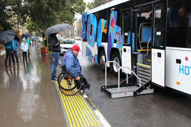 Создание городской среды для инвалидов в Петербурге - Эксперт - специально для