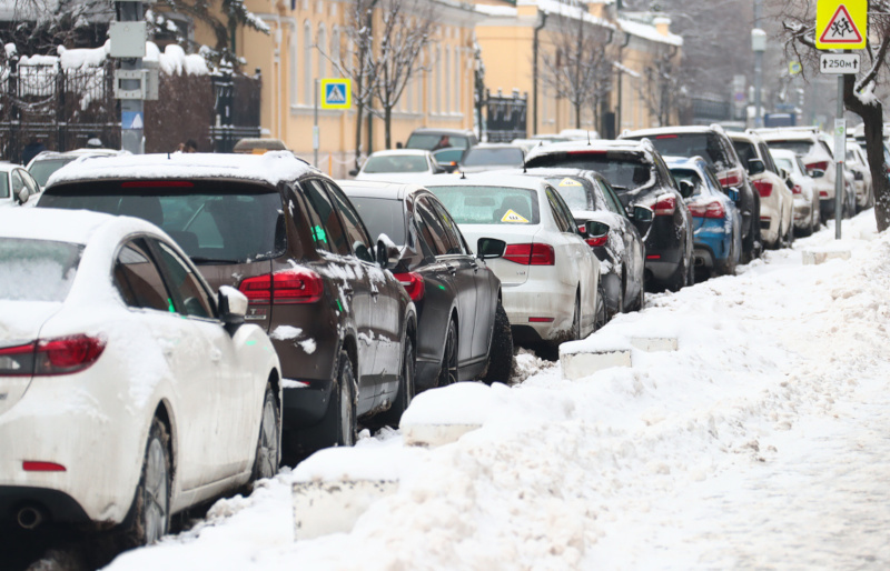 Бесплатную парковку в Москве подарят водителям на 8 и 9 марта. 15337.jpeg