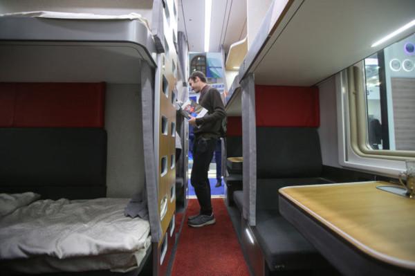 Плацкартный вагон нового образца примет пассажиров уже в декабре. 14338.jpeg