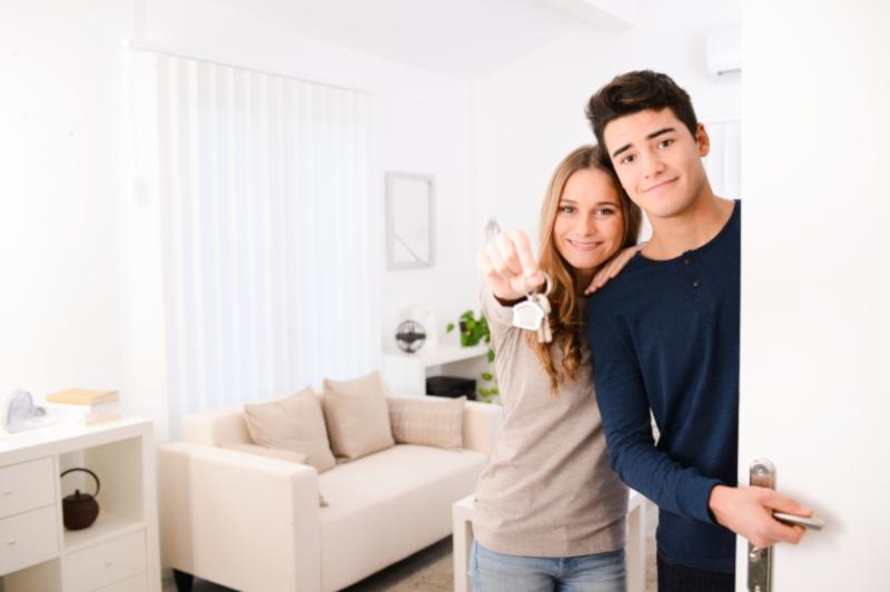 Молодежь скупает жилье - Эксперт - специально для
