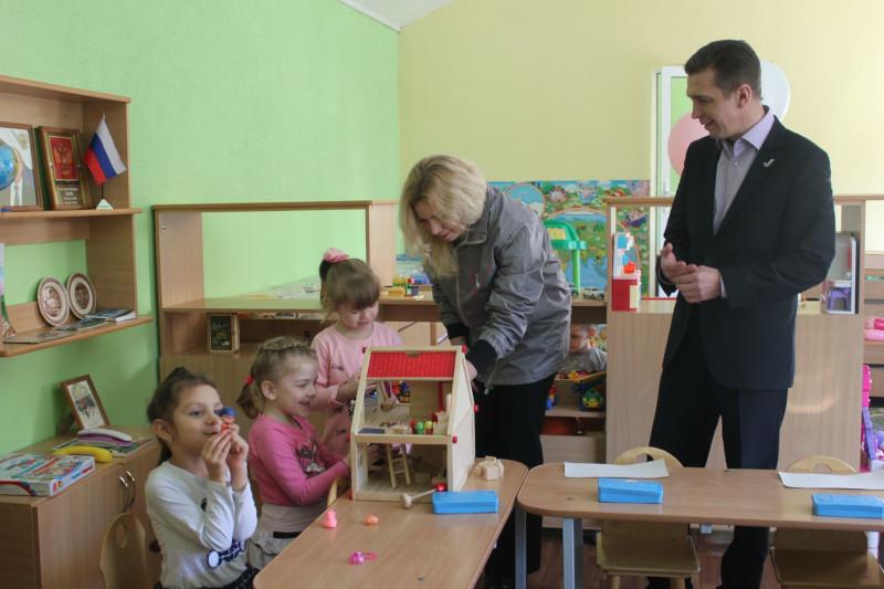 В Пятигорске открылся после реконструкции старейший детский сад города. 15343.jpeg