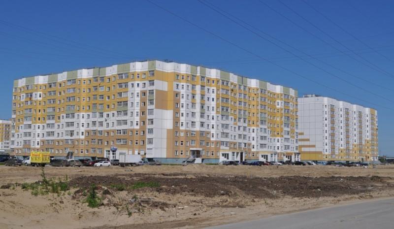 В Нижневартовске сдали первый арендный дом для приглашенных в город врачей. 15344.jpeg