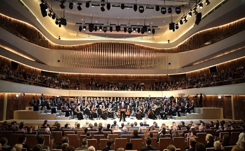 В июле в Москву привезут детали для органа концертного зала