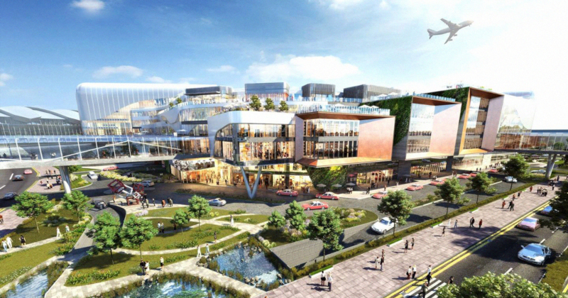 Рядом с аэропортом Домодедово построят круглогодичный курорт. аэропорт, Домодедово, курорт, Москва