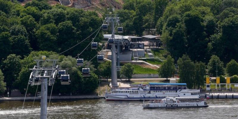В Москве появятся 10 канатных дорог с помощью концессий. транспорт, канатная дорога, Москва