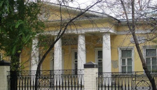 Излюбленный дом русских классиков реставрируют в Москве. 14389.jpeg