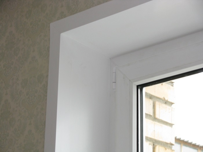 3 шага, чтобы заделать откос окна. 13392.jpeg