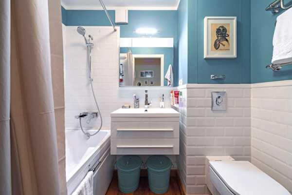 Освежаем внешний вид ванной комнаты без ремонта и больших затрат. 14398.jpeg
