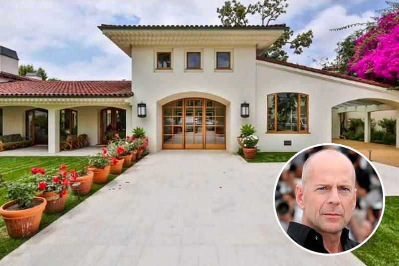 Брюс Уиллис купил новый особняк в Лос-Анджелесе. 15398.jpeg