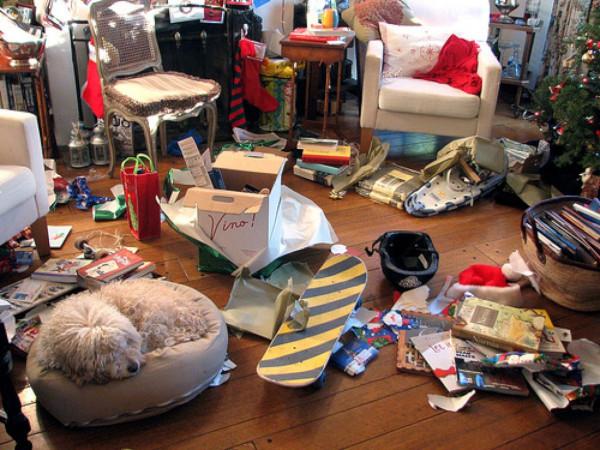 Исследователи: беспорядок в доме подрывает психику человека. 14400.jpeg