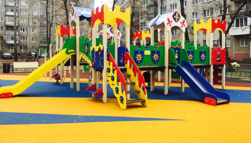 Детские площадки во дворах жилых домов оснастят видеокамерами. 15407.jpeg