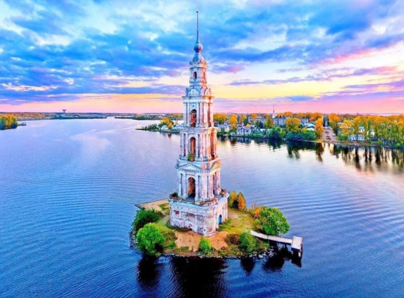 Знаменитую затопленную колокольню в Калязине восстановят. 15453.jpeg