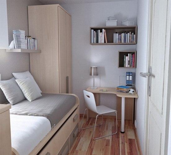 Десять шагов, чтобы визуально увеличить комнатку