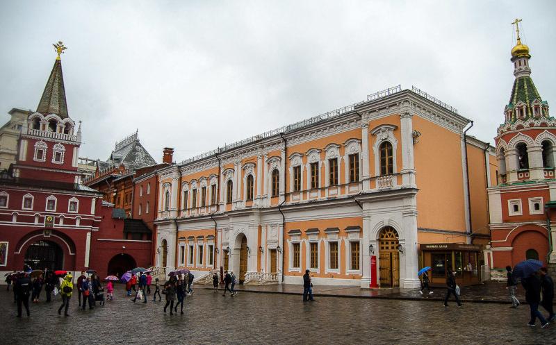 В Москве отреставрируют монетный двор. дом, монетный двор, реставрация, Москва