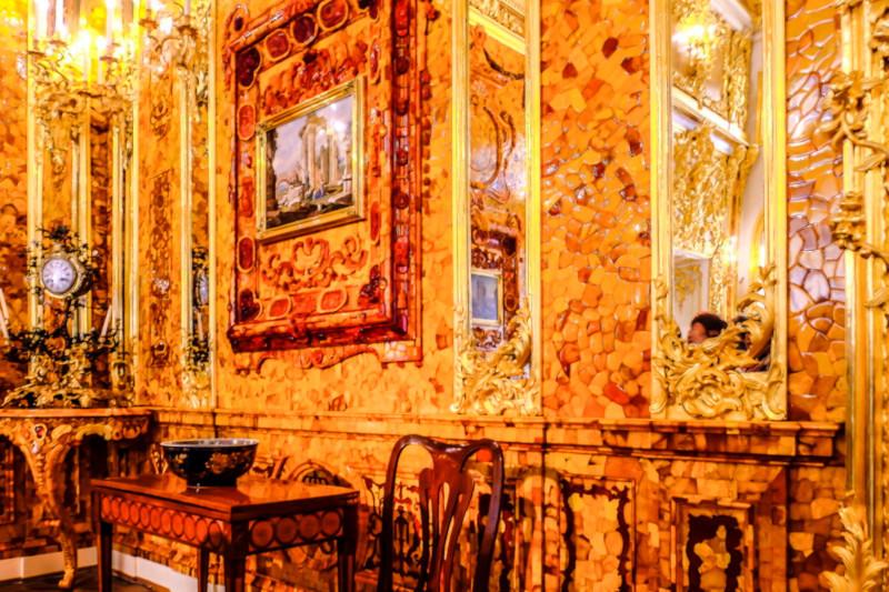 Эксперт оценила сообщения о возможном месторасположении Янтарной комнаты. янтарная комната, Польша, Петербург