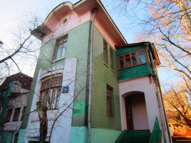 В Москве реставрацию особняка эпохи модерна доверят инвестору. 15484.jpeg