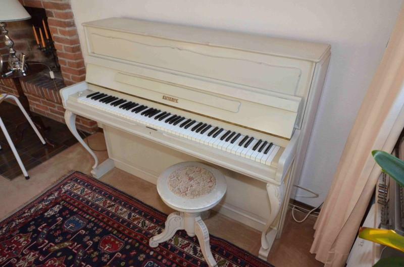 Белорусы удивили квартирой сдесятком фортепиано. дом, квартира, пианино, фортепиано, продажа, Минск, Белоруссия