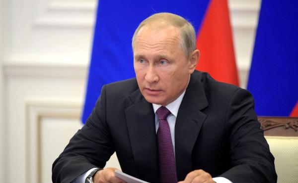 Путин поручил смягчить требования к банкам при кредитовании девелоперов. 14499.jpeg