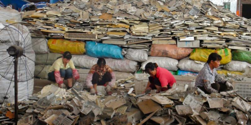 Провинция Хайнань на юге Китая подготовила план системы сортировки мусора. дом, отходы, мусор, система, сортировка, Хайнань, Китай