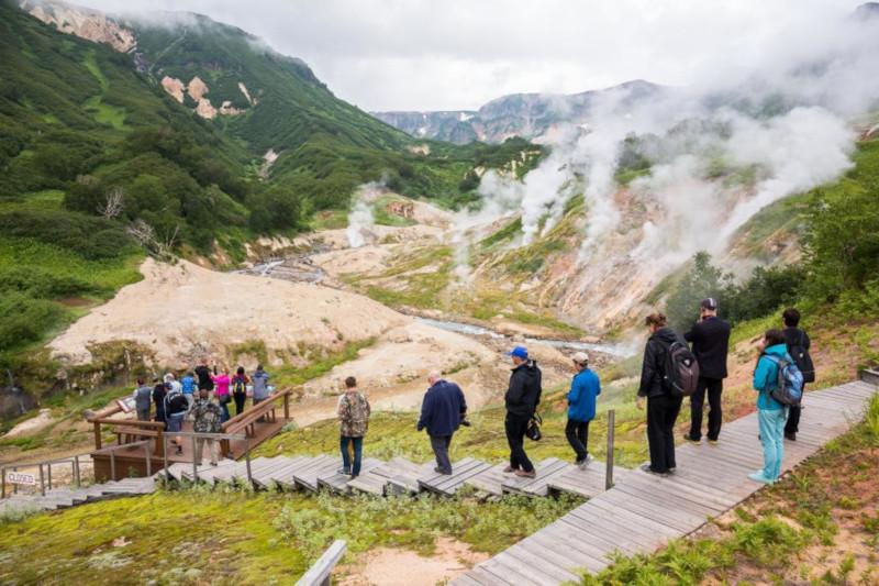 Туристический кластер стоимостью 40 млрд рублей построят на Камчатке. строительство, туризм, туристической кластер, Камчатка