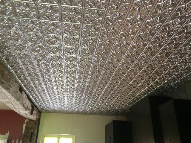 Как установить оловянный потолок. 13504.jpeg