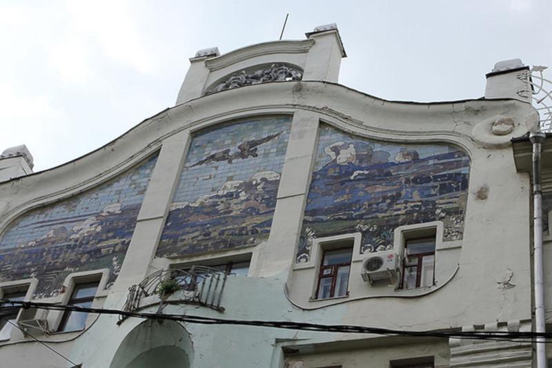 Доходный дом с магазинами начала ХХ века в Москве признан объектом культурного наследия. 15507.jpeg