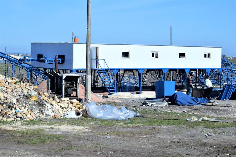 В Симферополе закрыли мусоросортировочный завод. дом, мусор, переработка, мусоросортировочный завод, Симферополь