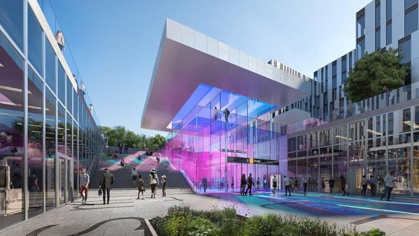 Zaha Hadid Architects и норвежское бюро A_Lab разработают проект метро в Осло. 14526.jpeg