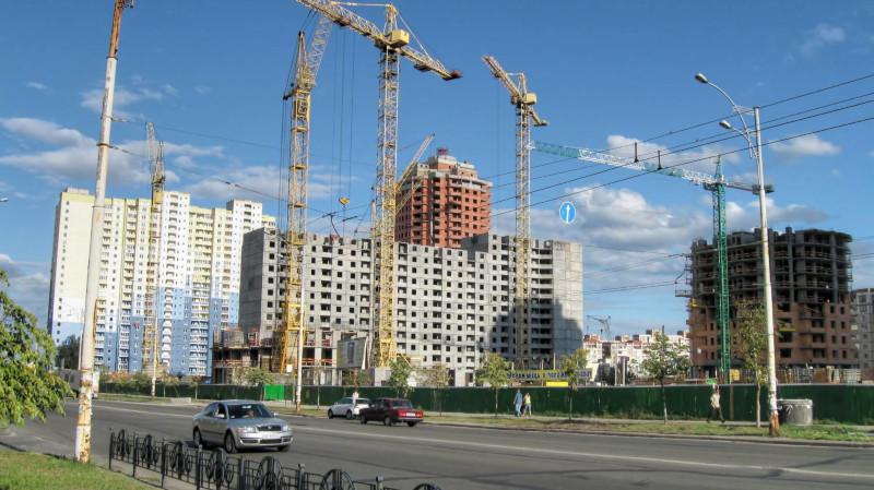 В Петербурге снизились объемы жилищного строительства. дом, квартира, строительство, жилье, Петербург