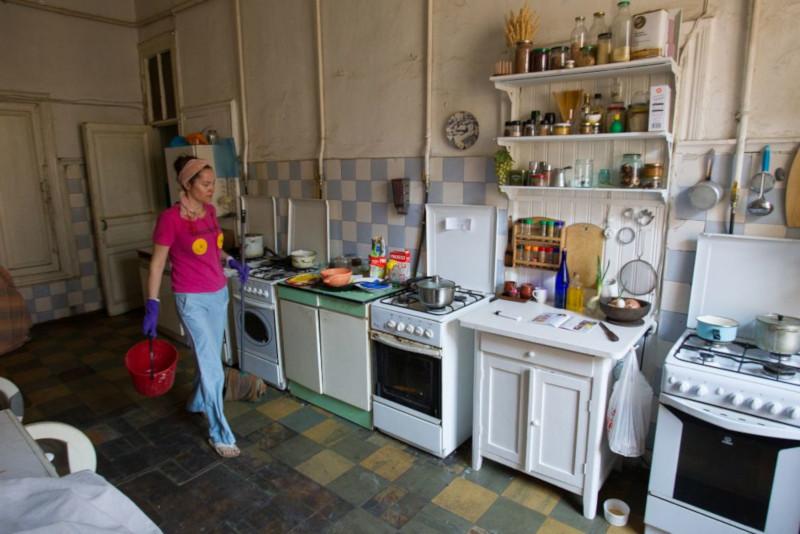 В россиянах проснулась страсть к коммунальному быту. дом, квартира, комната, коммуналка, коммунальная квартира, покупка