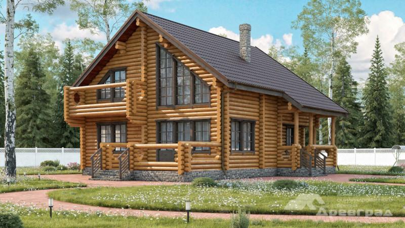 В России запустили ипотеку на строительство частных домов. дом, квартира, ипотека, строительство, деревянный дом