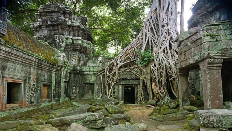 В джунглях Камбоджи обнаружили затерянный древний город  - Эксперт - специально для