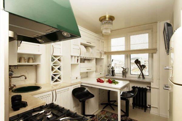 Грамотное обустройство маленькой кухни. 14535.jpeg