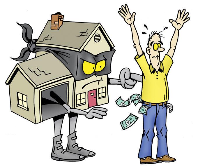 Признаки уязвимости вашего дома к ограблению. 13541.jpeg