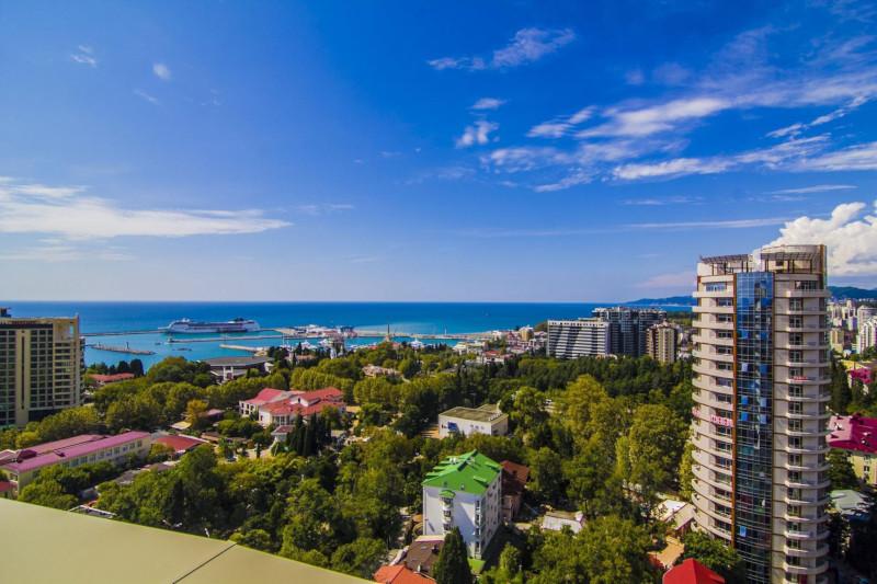 Самая дешевая квартира в Сочи рядом с морем стоит 1,5 млн рублей. дом, квартира, море, Сочи