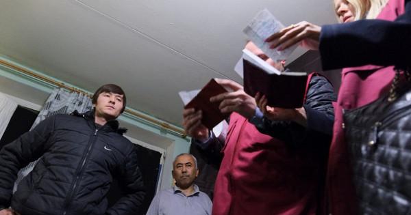 Житель Обнинска зарегистрировал 36 мигрантов в